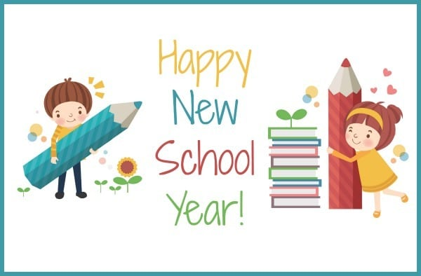 Image result for it's a new school year