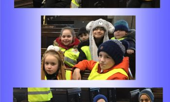 Out and About with Class 5