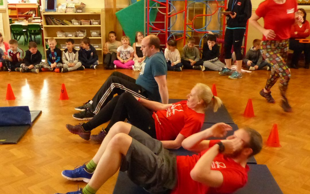 Sports Relief Challenge