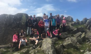 Class 9's residential trip to Eskdale