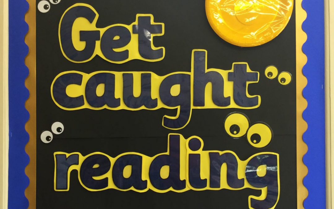 Get Caught Reading Competition!