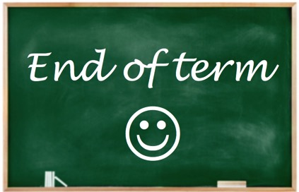 Image result for end of term