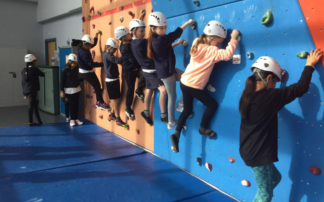 Reaching new heights with year 6