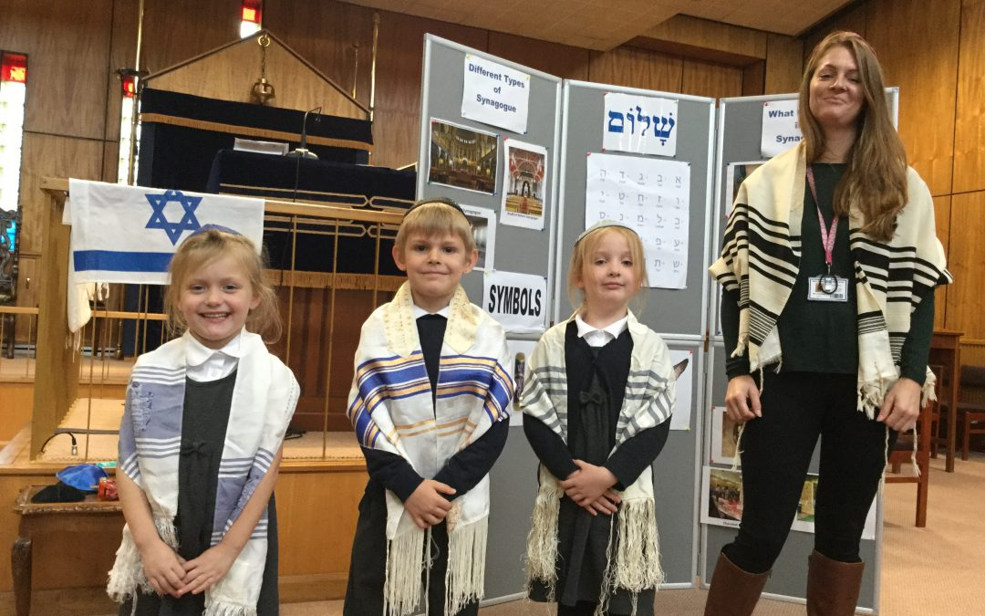 Synagogue Superstars!