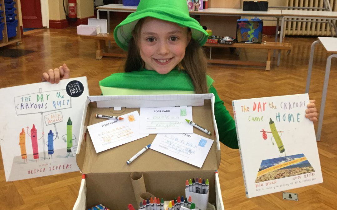 Brilliant Book Boxes!