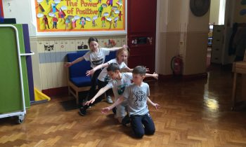 Learning Through Dance