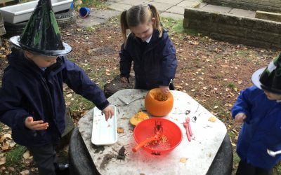 Witches potions and Halloween Themed Activities